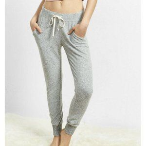 Express One Eleven Plush Jersey Drawstring Jogger
